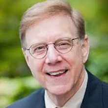 Dr. Richard Thayer headshot