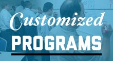 Customized Leadership and Management Training Programs