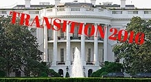 White House Transition 2016