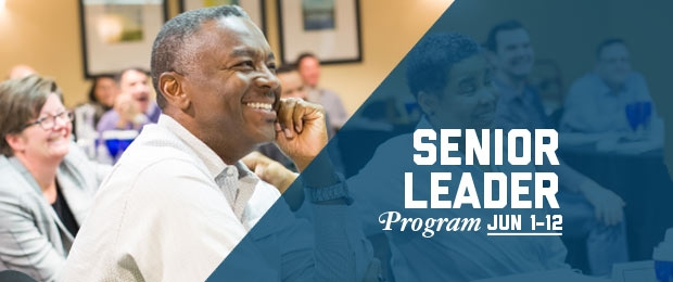 GW-CEPL Senior Leader Program June 1-12, 2020